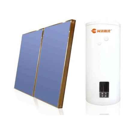 别墅分体系列太阳能生产厂