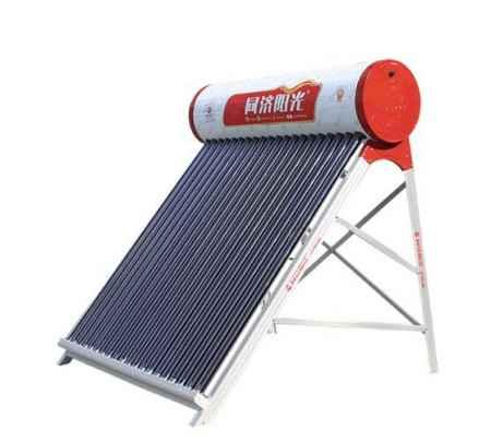 银盾系列整体式太阳能