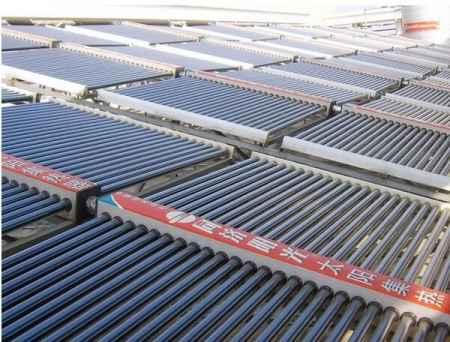 公建项目集中热水系统生产厂