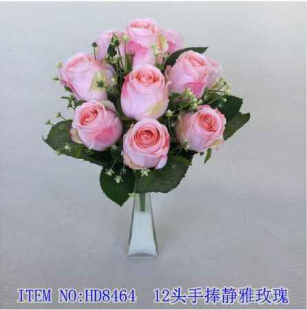 广州高档把束花供应商