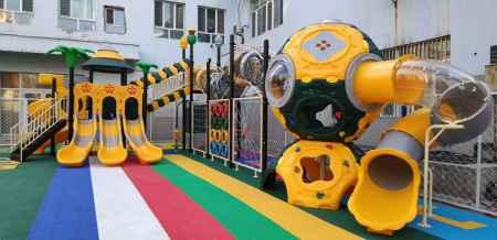 北京幼儿园滑梯价格