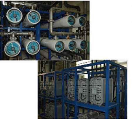 电子级纯化水设备