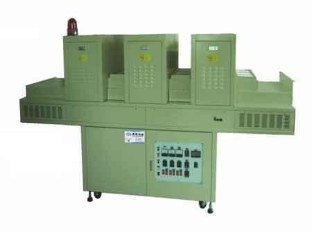 LED灯低温型UV固化机