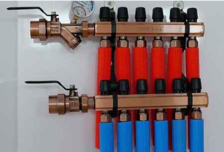 烟台高端地暖分集水器