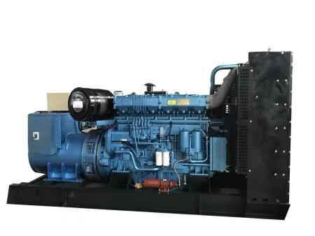 潍柴500kw发电机组生产厂家
