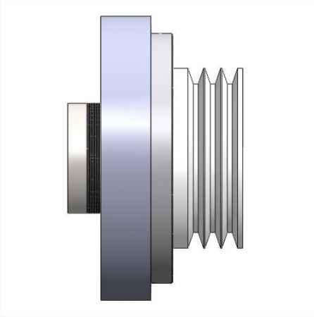 抽油机专用型永磁耦合器