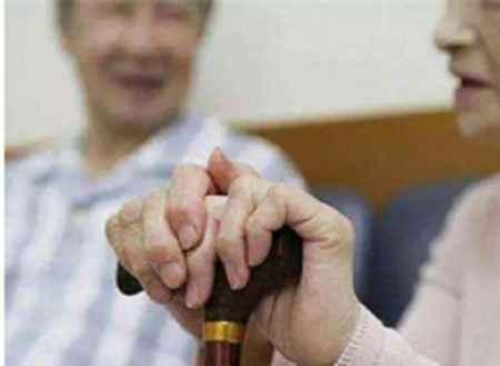 退休老人养老