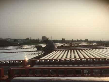 上海太阳能蒸汽锅炉研发