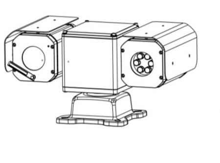 常州低功耗网络高清红外双目云台摄像机MG-HP1-R-NH2