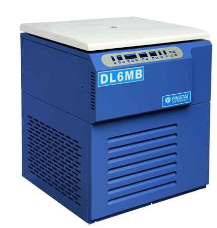 DL6MB低速大容量冷冻离心机