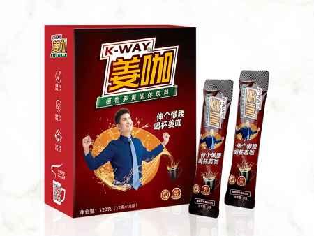 速溶姜咖饮料生产厂家