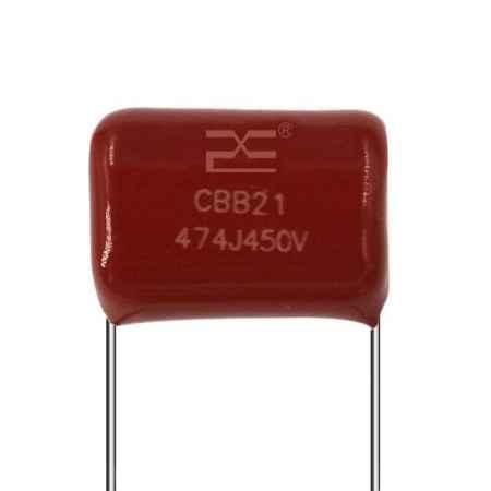 CBB21(MPP)金属化聚丙烯膜电容器