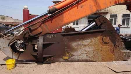 重型挖机液压剪鹰嘴剪销售