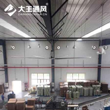 浙江工业大吊扇生产厂家