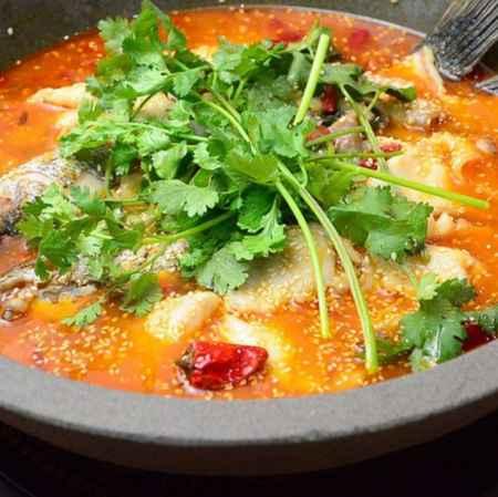 重庆青海石锅鱼哪家好吃价格